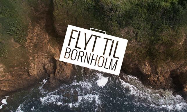 Flyt til Bornholm
